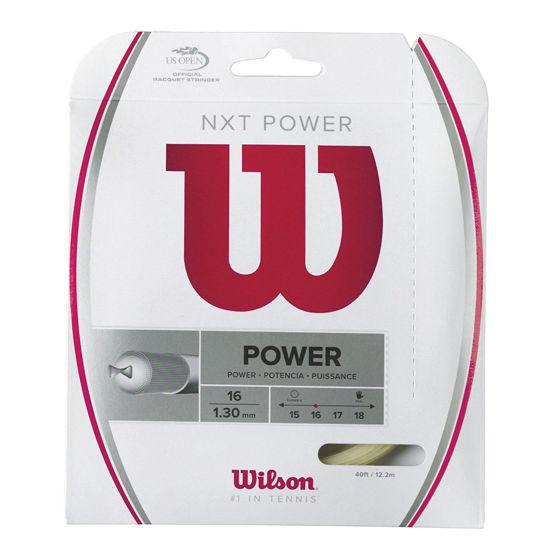Wilson Kordaj Nxt Power 16 Natural  (WRZ941600). ürün görseli