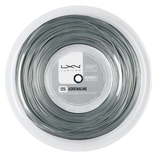 Wilson Kordaj Luxilon Adrenaline 16L Platinum  (WRZ990080). ürün görseli