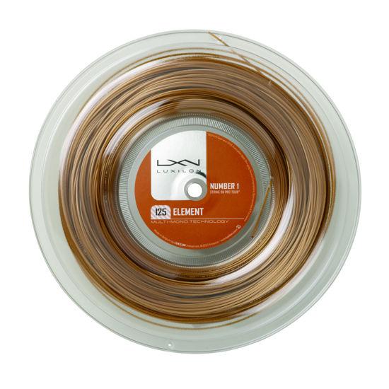 Wilson Kordaj Luxilon Element 16L Bronz 200m  (WRZ990106). ürün görseli