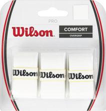 Resim Wilson Overgrip Pro 3lü Beyaz Raket Grip (WRZ4014WH)