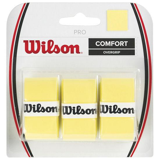 Wilson Overgrip Pro 3lü Sarı  Grip (WRZ4014YE). ürün görseli