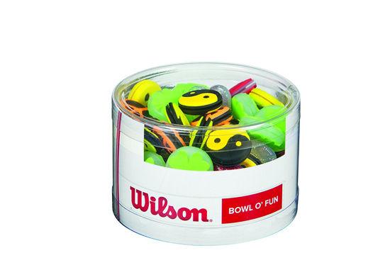 Wilson Titreşim Önleyici Tenis Aksesuarı Bowl Fun (WRZ537800) . ürün görseli
