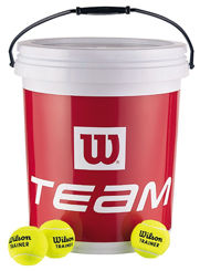 Resim Wilson Antrenman Tenis Topu Team W 72li Kova  (WRT131200)