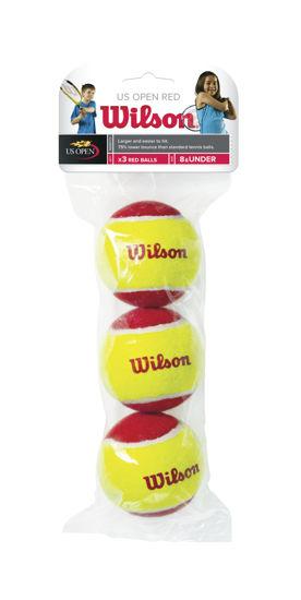 Wilson  Tenis Topu Başlangıç Kırmızı ( WRT137001 ). ürün görseli