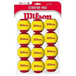 Resim Wilson Tenis Topu Started Jr. 12li Çocuk  (WRT137100)
