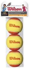 Resim Wilson Tenis Topu Başlangıç Turuncu ( WRT137300 )