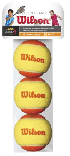 Wilson Tenis Topu Başlangıç Turuncu ( WRT137300 ). ürün görseli