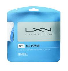 Resim Wilson Kordaj Luxilon Alu Power 125 String Mavi  (WRZ995100BL)