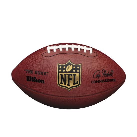 Wilson Amerikan Futbol Topu NFL Duke ( WTF1100 ). ürün görseli