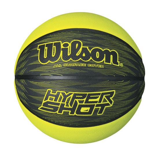 Wilson Basketbol Topu Hyper Shot  RBR BKLI SZ7 ( WTB0967XB ) . ürün görseli