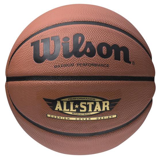 Wilson Basketbol Topu Performans All Star BSKT ( WTB4040XB7 ). ürün görseli