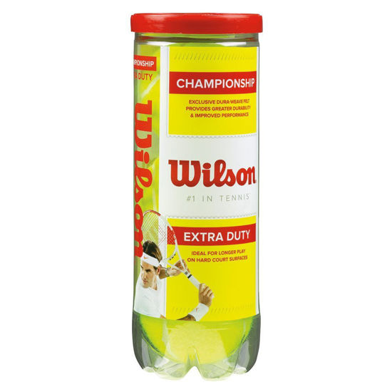Wilson Tenis Topu Championship XD 3lü (WRT100101). ürün görseli