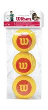 Resim Wilson Tenis Topu Starter Çocuklar İçin 3lü Sünger  (WRZ258900)