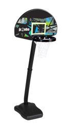 "Resim Spalding Ayaklı Pota Jr. NBA Youth One-On-One (5H882CN) 24"""