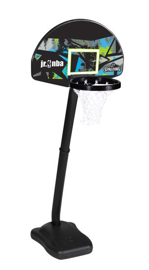 """Spalding Ayaklı Pota Jr. NBA Youth One-On-One (5H882CN) 24"""". ürün görseli"""
