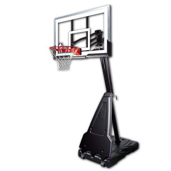 """Spalding Taşınabilir Ayaklı 60"""" Basketbol Pota Sistemi (68562CN). ürün görseli"""