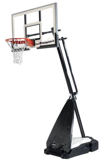 """Spalding Ultimate Hybrid Ayaklı Basketbol Potası (71674CN) 54"""". ürün görseli"""