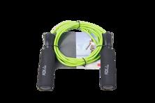 Resim Fox Fitness ZJ-138 Yeşil Renk Ağırlıklı Atlama İpi