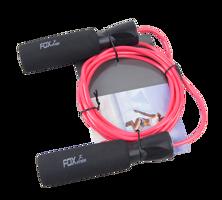 Resim Fox Fitness ZJ-138  Ağırlıklı Atlama İpi Pembe Renkli