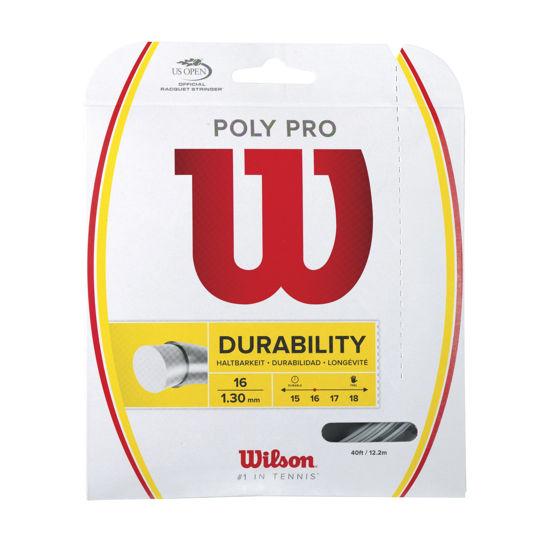Wilson Kordaj Poly Pro 16  (WRZ921900). ürün görseli