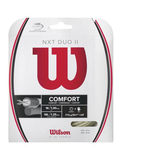 Wilson Kordaj Nxt Duo II Natural  (WRZ948900). ürün görseli