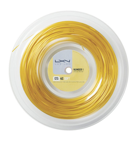 Wilson Kordaj Luxılon 4G Soft 125 200M  (WRZ990143). ürün görseli