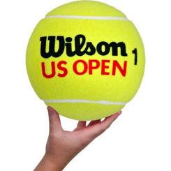 Resim Wilson Hediyelik Tenis Topu Jumbo Us Open 9  (WRX2096U)