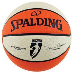 Resim Spaldıng  WNBA Bayan Basketbol Topu SZ6 COMP Outdoor ( 76-009Z )