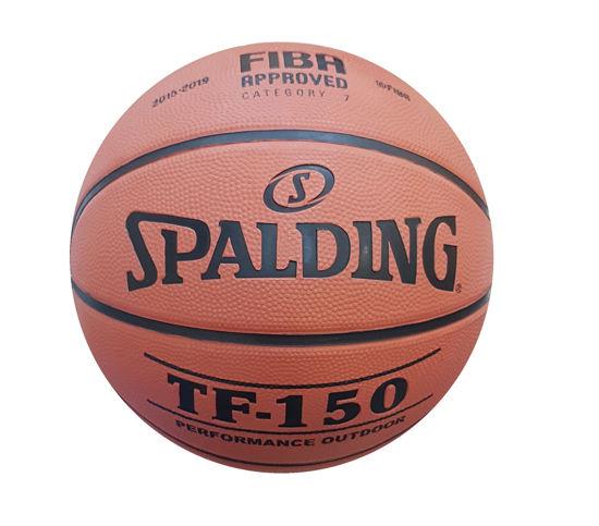 Spalding TF-150 Basketbol Topu Perform Size 7 FIBA Approved - Onaylı (83-572Z). ürün görseli