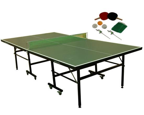 Mitsuka Play-G2 Yeşil Masa Tenis Masası - Mitsuka Masa Tenis Seti Hediye!. ürün görseli