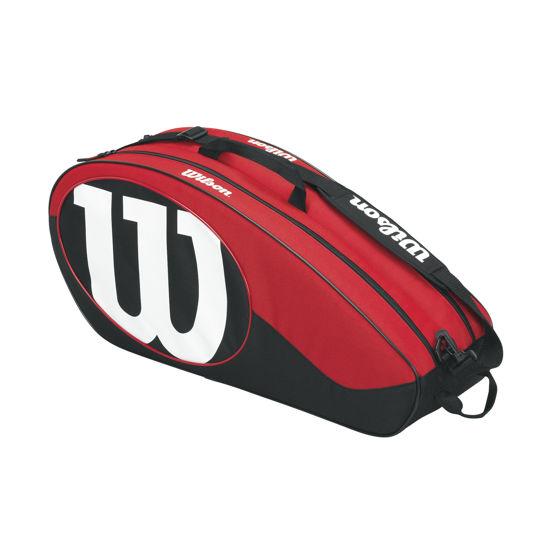 Wilson Tenis Çantası Match II 6PK  ( WRZ820606 ). ürün görseli