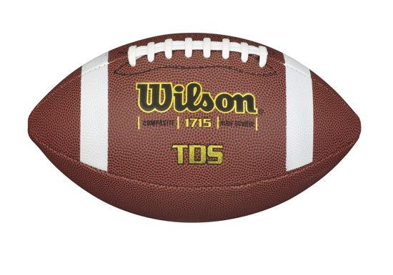 Wilson Amerikan Futbol Topu - TDS Composite Official (WTF1715X). ürün görseli