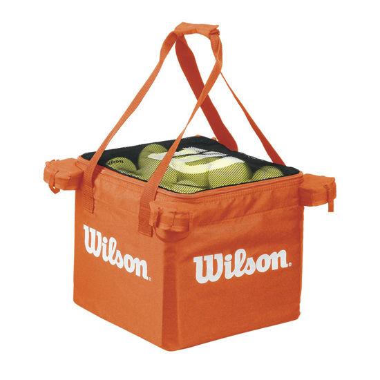 Wilson Tenis Top Çantası Teaching Cart Turuncu (WRZ541100). ürün görseli