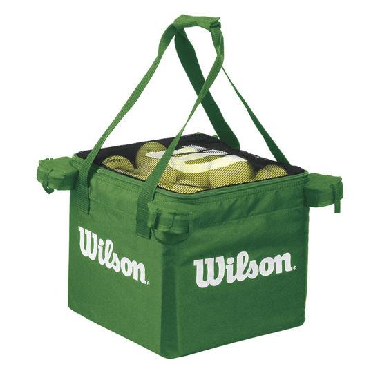 Wilson Tenis Top Çantası Teaching Cart Yeşil (WRZ541200). ürün görseli