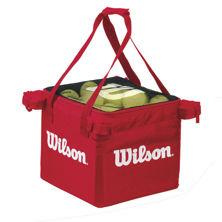 Resim Wilson Tenis Top Çantası Teaching Cart  Kırmızı (WRZ541300)