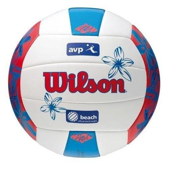 Wilson AVP Havaii Kırmızı/Mavi Voleybol Topu (WTH4825XBRDBL05). ürün görseli