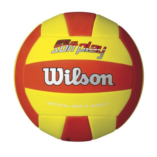 Wilson Voleybol Topu Super Soft Play  (WTH3509XB). ürün görseli