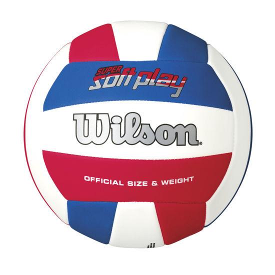 Wilson Voleybol Topu Super Soft Play  (WTH3595XB). ürün görseli