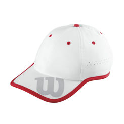 Resim Wilson Beyzbol Şapkası Beyaz- Kırmızı ( WRA733702 )