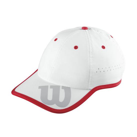 Wilson Beyzbol Şapkası Beyaz- Kırmızı ( WRA733702 ). ürün görseli