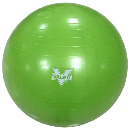 Valeo 65 cm Antiburst Pilates Topu - Yeşil. ürün görseli