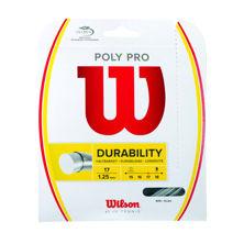 Resim Wilson Kordaj Poly Pro 17 Set Gümüş ( WRZ922900 )