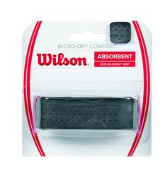 Resim Wilson Grip Micro-Dry Komfort Repl Siyah (WRZ4211BK)