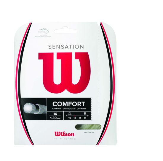 Wilson Kordaj Sensation  Natural 16 ( WRZ941000 ). ürün görseli