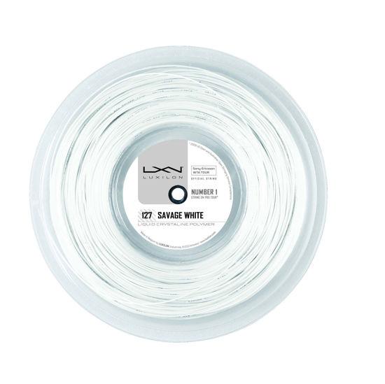 Wilson Kordaj Savage 1.27 200M Reel Beyaz ( WRZ902200 ). ürün görseli