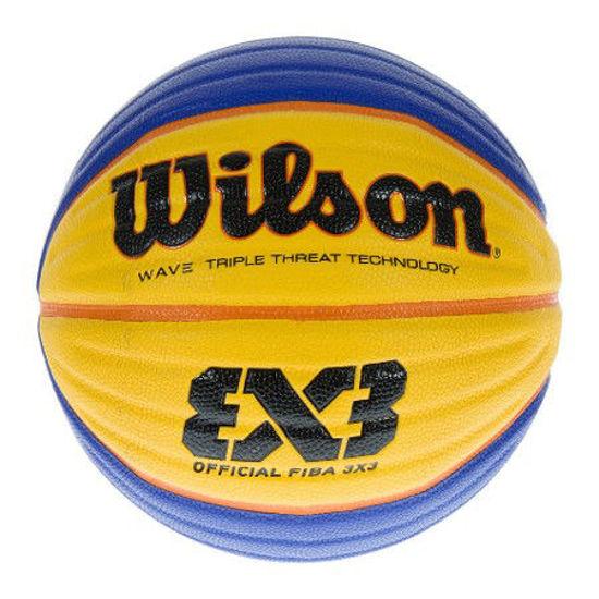 Wilson Basketbol Topu FIBA 3x3 Replica RBR  (WTB1033XB ). ürün görseli