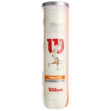 Resim Wilson Tenis Topu Tour Practice 4TBall  (WRT114500 )
