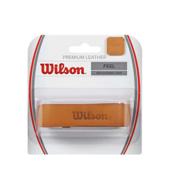 Resim Wilson Grip Kahverengi Deri  (WRZ420100)