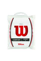 Resim Wilson Overgrip Pro 12PK Beyaz (WRZ4016WH)