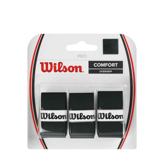 Wilson Overgrip Pro Siyah (WRZ4014BK). ürün görseli
